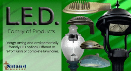 L.E.D. Family of Products