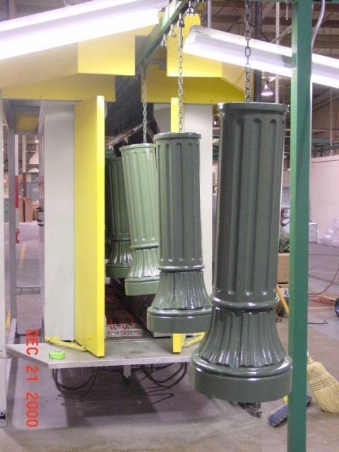 Powder Coat Paint Services