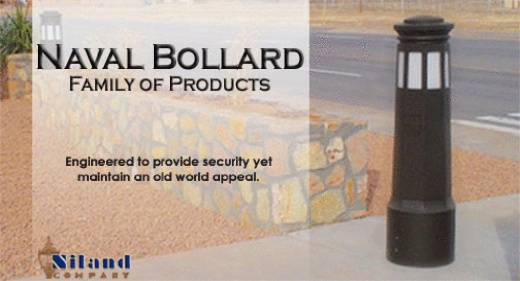 Naval Bollard Family of Products