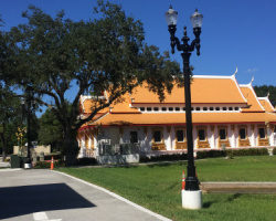 Buddhist Temple - Tampa ,Florida